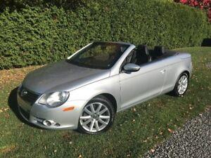 2011 Volkswagen Eos Comfortline, CABRIOLET,JAMAIS ACCIDENTÉS !!!