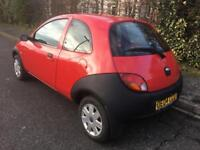 Ford ka 2004 low miles long mot power steering great value