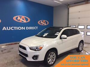 2014 Mitsubishi RVR GT 4wd,HUGE SUNROOF! LEATHER!