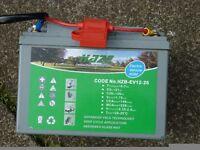 golf-trolley-battery