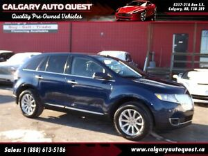 2012 Lincoln MKX AWD NAVIGATION/B.CAM/LEATHER/PANO-ROOF