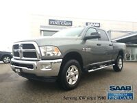 2013 Ram 3500 SLT-DIESEL-4X4-No Accidents-Just traded in.