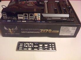 skylake motherboard z170 mark 1