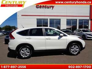2013 Honda CR-V EX+100K WARRANTY