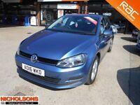 Volkswagen Golf 1.4 TSI (125ps) Match Edition (BMT)(s/s) Auto