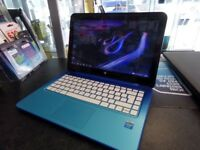 HP stream 13, Touchscreen notebook