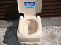 porta potty no longer needed
