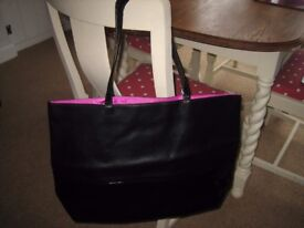 Calvin Klein black tote bag. New with tags. Unwanted gift. Large handy sized bag. Ideal present.