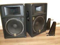 Yamaha S115V Speakers
