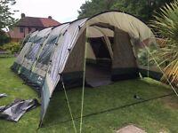 Corrado 6 tent
