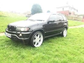 BMW X5 low mileage Diesel automatic one owner Hpi clear 22 inch alloys