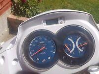 2013 cf moto echarm 4 stroke 125cc