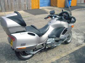 bmw k1200lt touring