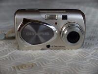 Olympus mju 410 digital camera 4 megapixel 3x optical zoom including 1GB xD card and accessories