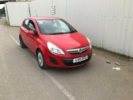 image for Vauxhall corsa 2011 eco flex 1.3 cdti 1 years mot drives great ideal delivery car