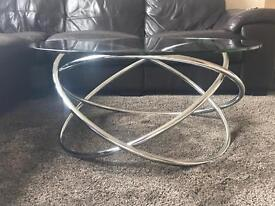 Glass Coffee Table from NEXT Home