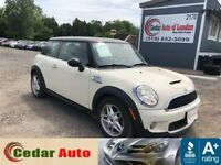 2009 MINI Cooper Hardtop S Managers Special London Ontario Preview