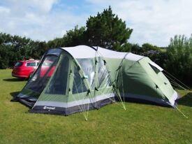 Outwell Heartford xlp 8 birth tent