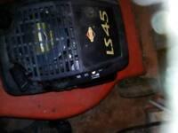briggs stratton lawn mower petrol