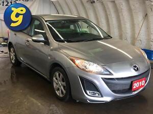 2010 Mazda Mazda3 GS*****PAY $46.98 WEEKLY ZERO DOWN**** Kitchener / Waterloo Kitchener Area image 2