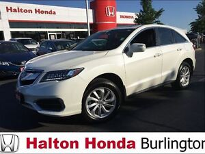 2016 Acura RDX LEATHER / REAR ENTERTAINMENT / NAVIGATION