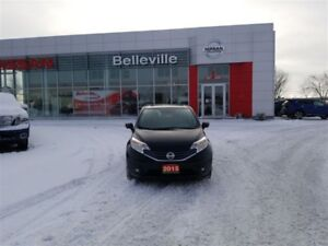 2015 Nissan Versa Note SL 1 OWNER LOCAL TRADE WITH EXTENDED WARR