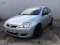 05 Vauxhall Corsa 1.2 Life 3dr Hatchback - MOT July - Alloys - PX TO CLEAR