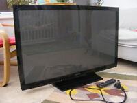 """42"""" Panasonic HD Flat Screen TV"""