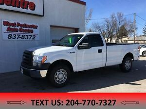 2012 Ford F-150 XL 8' BOX EXC COND