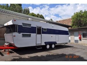Viscount Supreme Caravan 25.5ft Cherrybrook Hornsby Area Preview