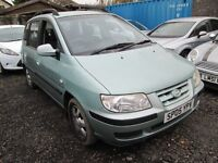 2005 HYUNDAI MATRIX 1.6 PETROL 70,000 MILES Part exchange available / Credit & Debit cards accepted
