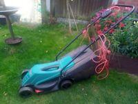 Lawn mower Bosch rotak