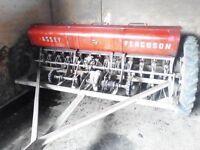 Massey Ferguson Seed Drill