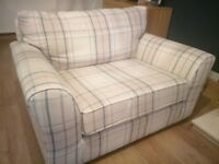 Large cuddle arm chair (from Next)