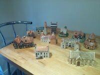 Ornamental Model Houses