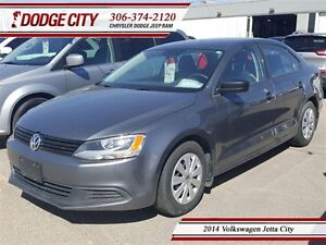 2014 Volkswagen Jetta City **PST PAID**