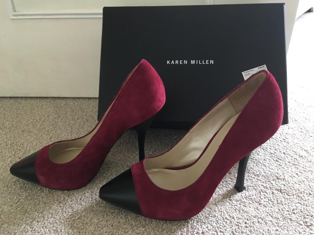 504b4ec2dee NEW Karen Millen Shoes - Size 38 | in Bournemouth, Dorset | Gumtree