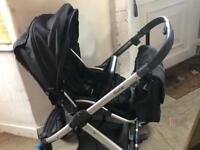 Oyster travel system and Assessor £100 but I am open to offers