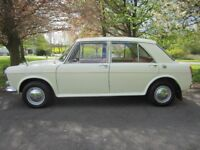 1966 MORRIS/AUSTIN 1100 ~ 'HYDROLASTIC SUSPENSION' ~ GETTING HARDER TO FIND NOW! GREAT ENTRY CLASSIC