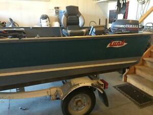 Used 1990 Lund Boat Co 16ft