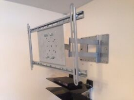 TV wall Bracket, heavy duty suitable for all big TV