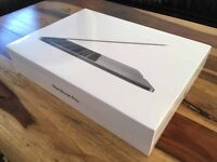 """brand new sealed with receipt- 2016 macbook pro- 13"""" i5 256mb 8gb - quick cash sale"""
