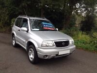 GRAND VITARA SE FACE LIFT MODEL/HI SPEC/SERVICE HISTORY/BRAND NEW CAMBELT/IDEAL SIZE ............