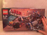 New in box Lego The Movie Castke Cavalry