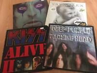 Kiss/ machine head/ Alice Cooper