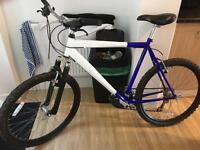 Men's bike hardly used excellent condition