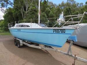 Magnum 8.5 Trailer Sailer Tingalpa Brisbane South East Preview