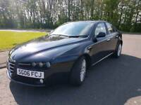 Alfa Romeo 159 2.4 jtdm, 1 years mot, 06, 200 bhp diesel, may swap/px for motorbike