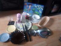 Kitchen mix accesories