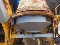 Cement mixer Diesel